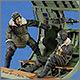 Бортовой стрелок ранен! Европа, 1943