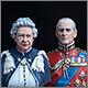 Елизавета Вторая и Принц Филип