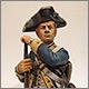 Рядовой 1-го Нью-Йоркского полка Континентальной армии