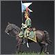 Вестфальский конный шеволежер