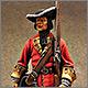 Фузилёр Бутырского пехотного полка, 1702-06 гг. Россия