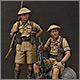 Британская пехота, Северная Африка, 1941-43