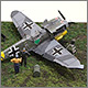Обслуживание Me-109F-4