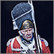 Сержант 7-го пехотного полка, 1789 г.