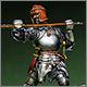 Итальянский кондотьер, бургундский рыцарь