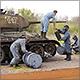 Заправка танка
