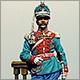 Полковник Лейб-гвардии Драгунского полка. Россия, 1910-14 гг.