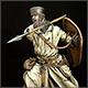 Рыцарь ордена (XII-XIII в.н.э.)