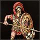 Греческий гоплит (Vв. до н.э.)