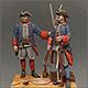 Морские солдаты Петра Великого