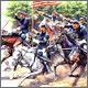 8-й Пенсильванский кавалерийский полк в сражении под Чанселорвиллем 2 мая 1863 г.