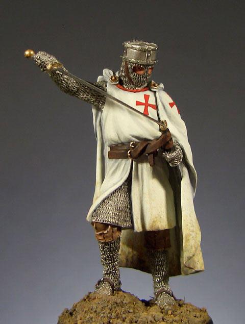 Фигурки: Рыцарь ордена тамплиеров., фото #2