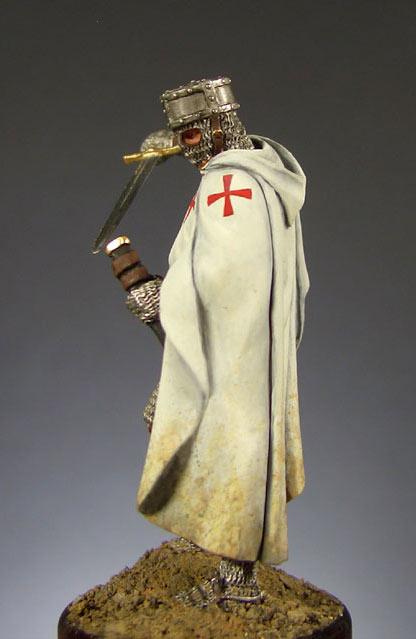 Фигурки: Рыцарь ордена тамплиеров., фото #4