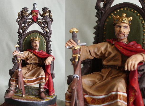 Фигурки: Король Артур