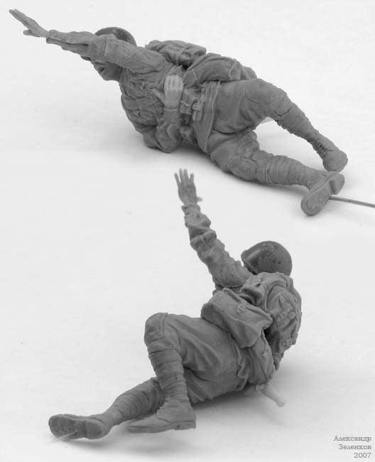 Скульптура: Захлебнувшаяся атака (4), фото #2