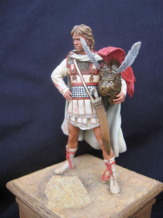 Фигурки: Александр Македонский и полководец армии Ганнибала, фото #1