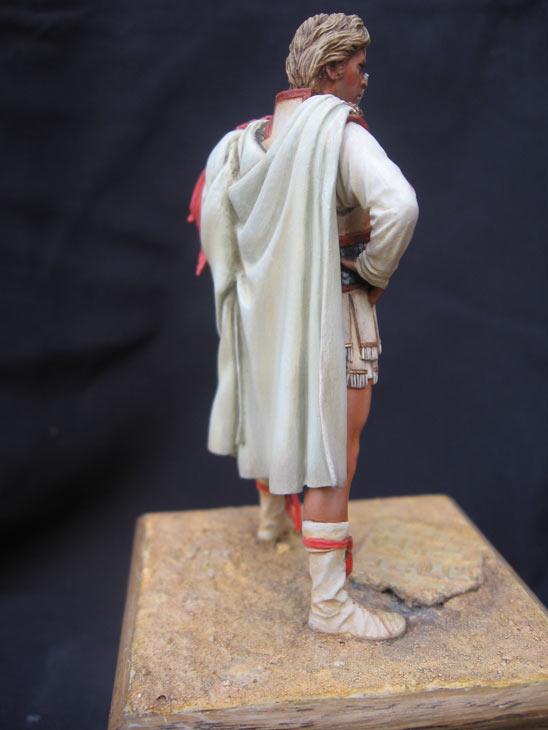 Фигурки: Александр Македонский и полководец армии Ганнибала, фото #2