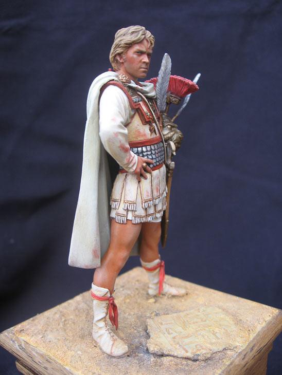 Фигурки: Александр Македонский и полководец армии Ганнибала, фото #3