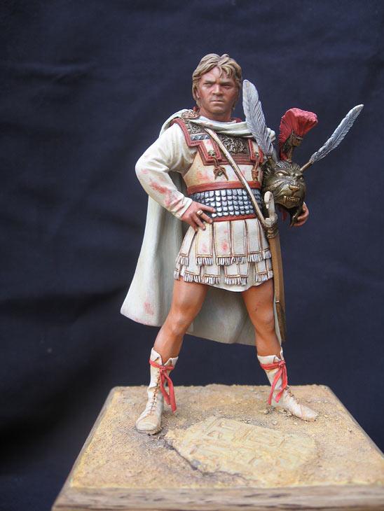 Фигурки: Александр Македонский и полководец армии Ганнибала, фото #4