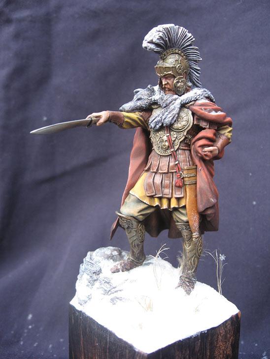 Фигурки: Александр Македонский и полководец армии Ганнибала, фото #6
