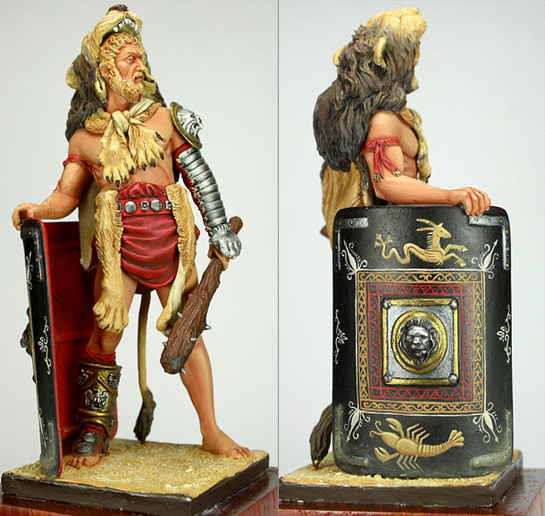 Фигурки: Римский император Коммод