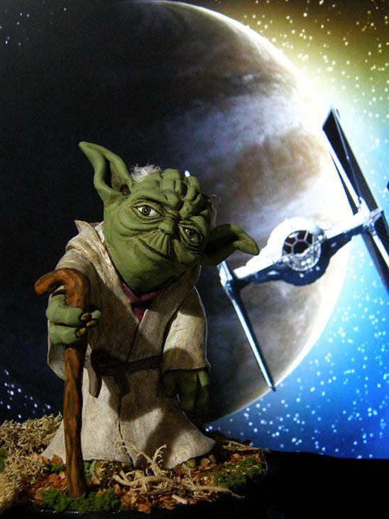 Разное: Мастер Йода, фото #1