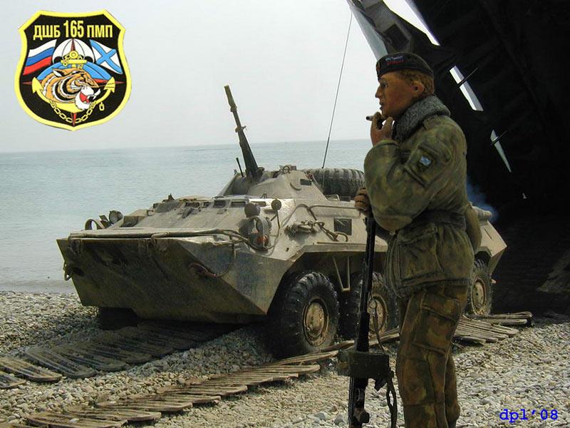 Фигурки: А завтра в Чечню..., фото #1