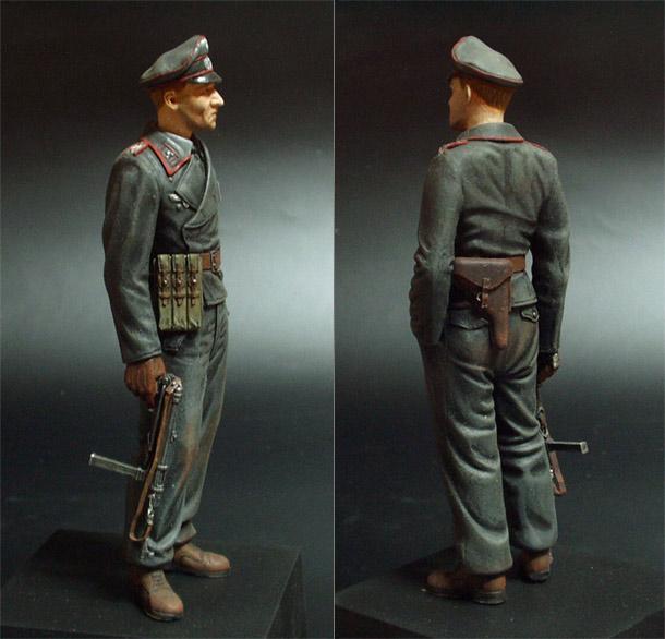 Фигурки: Немецкий танкист