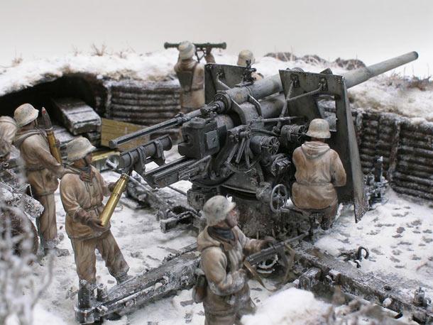 Диорамы и виньетки: Зимний эпизод великой войны