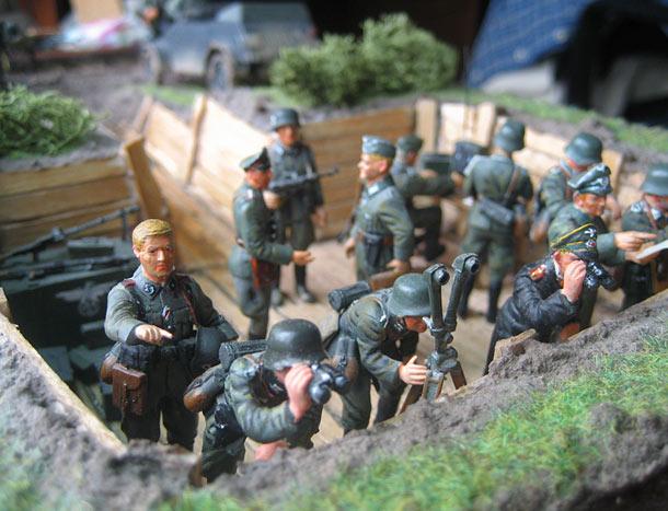 Учебка: Немецкий полевой штаб
