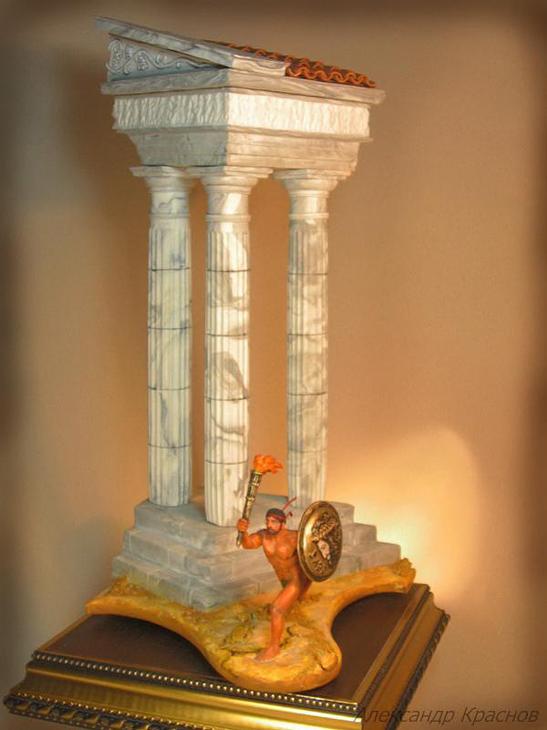 Диорамы и виньетки: Олимпия, фото #3