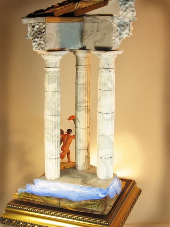 Диорамы и виньетки: Олимпия, фото #5