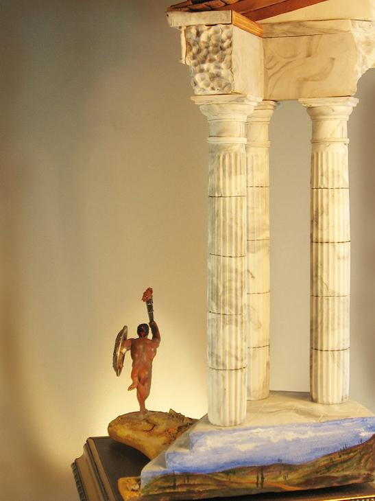 Диорамы и виньетки: Олимпия, фото #7