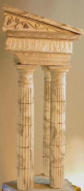 Диорамы и виньетки: Олимпия, фото #8