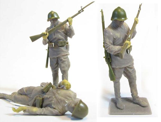 Скульптура: Халхин-Гол