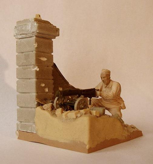 Скульптура: Бей насмерть!, фото #1