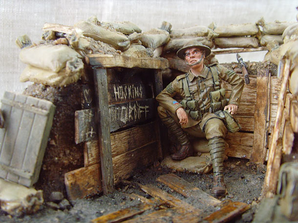 World war 1 trenches facts