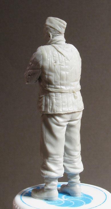 Скульптура: Замерзший танкист, фото #4