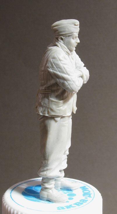 Скульптура: Замерзший танкист, фото #5