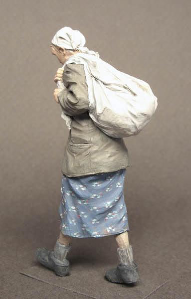 Фигурки: Беженка, фото #2