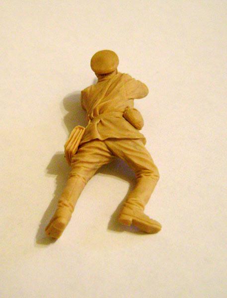 Скульптура: До последнего патрона, фото #3