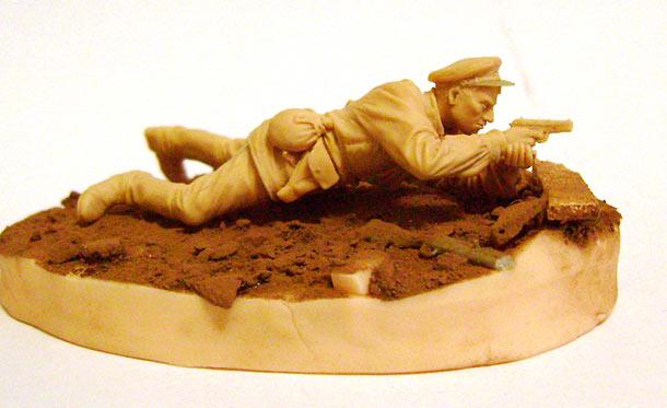 Скульптура: До последнего патрона