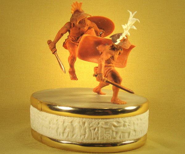 Скульптура: Вальс гладиаторов, фото #1