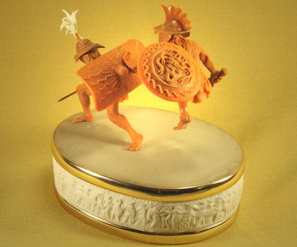Скульптура: Вальс гладиаторов, фото #2