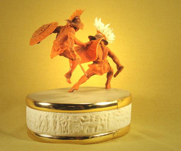 Скульптура: Вальс гладиаторов, фото #3