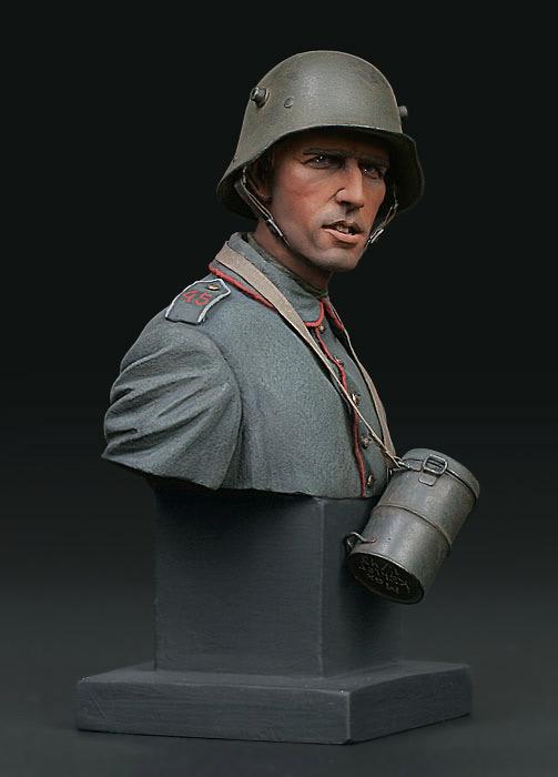 Фигурки: Германский пехотинец, 1916, фото #1