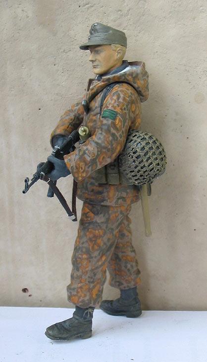 Фигурки: Солдаты Вермахта, фото #2