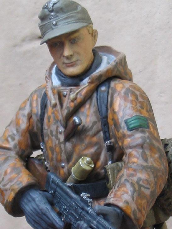 Фигурки: Солдаты Вермахта, фото #4