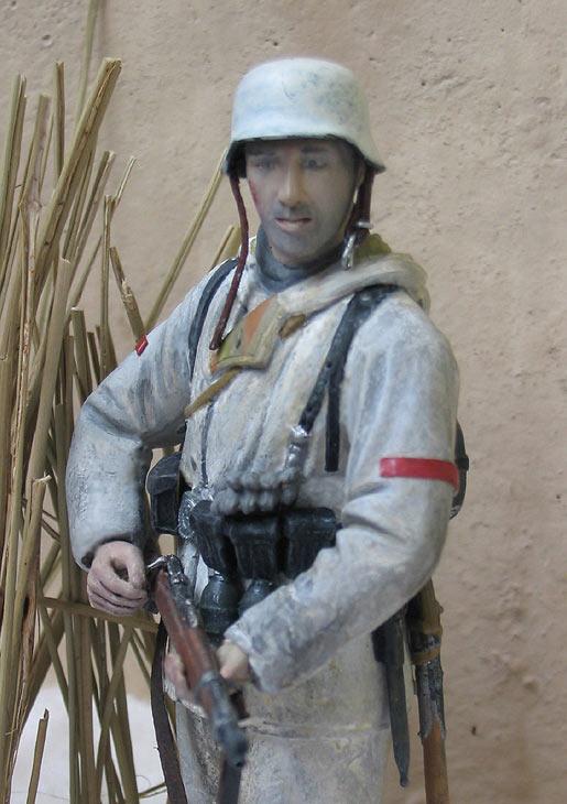 Фигурки: Солдаты Вермахта, фото #5