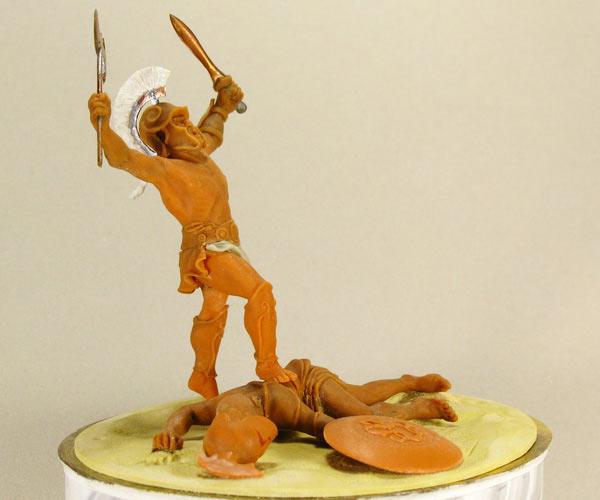 Скульптура: Воин, фото #1